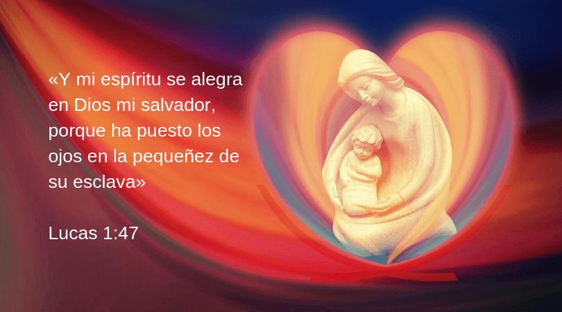 Magnifica Lucas 1:47