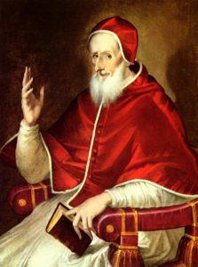 Papa Pío V